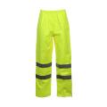 Pantalon de sécurité à bande réfléchissante pour homme