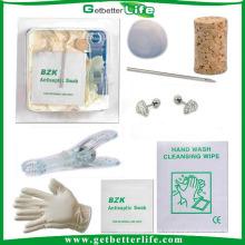 titânio de joias de corpo saudável barato 2014 getbetterlife penetrante, perfurando o preço dos produtos de titânio