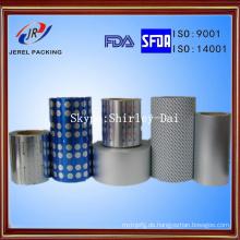 Pharmazeutische Blasen-Aluminiumfolie für die Pillen-Verpackung