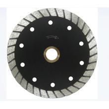 sintered diamond cutting disc for wet ceramic diamond turbo blade
