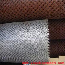 Malha de ferro galvanizado expandida malha de metal