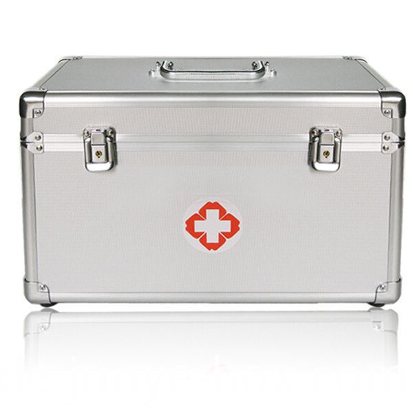 Aluminum Carrying Box
