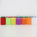 Custodia pieghevole in neoprene soda can cooler multicolor