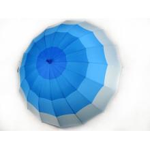Gradient Color Printing Straight Umbrella (BD-45)