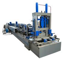 Hebei xinnuo entièrement automatique CZ purlin rouleau formant la machine
