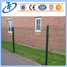 50x100mm 1.8x2.4m galvanized steel welded wire mesh fence