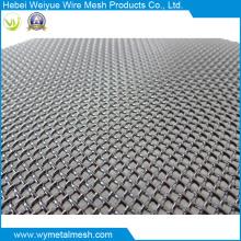 Grillage enduit par PVC d'acier inoxydable pour le filet de protection de fenêtre