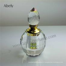 6ml Desconto em forma de garrafas de óleo de cristal