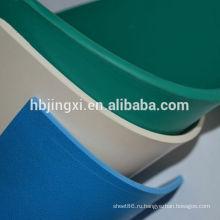 мягкий листа настила PVC
