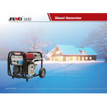 commercial diesel protable generator generating euipment