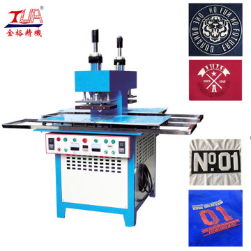 Dongguan Semi Jeans Embossing Heating Machine