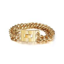 Cheap mens cuban link chain bracelet,cuban link chains for men bracelet jewelry