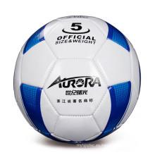 Toda la máquina del tamaño cosió la bola de fútbol de TPU / PU / PVC / el balompié