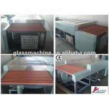 Maquinaria de lavado de vidrio horizontal YZZT-X2000