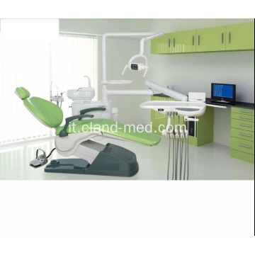 Color Optional Clinical Dental Chair Spare Parts Unit