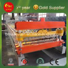 Gi Stahl Fliesen Wandplatte Forming Machinery Manufacturing Line