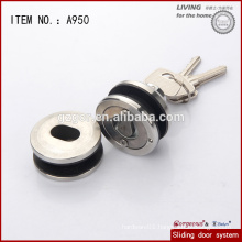 304ss high quality moving sliding door lock