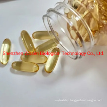 Vitamin a and Vitamin D Soft Capsules Health Food