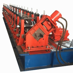 CZ Interchange Purlin Mesin Roll Forming
