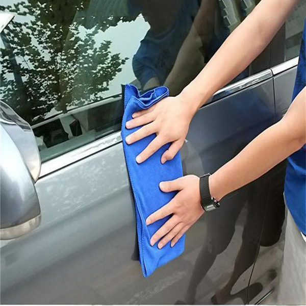 microfiber towel car cleaning