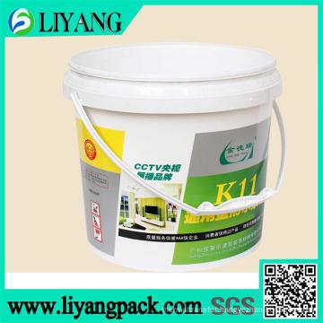 Heat Transfer Film for Oil Paint Bucket