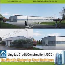 Construction Design Light Steel Structure Warehouse