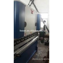 WC67Y-40T / 2200 Máquina de plegado de placas hidráulicas Precio