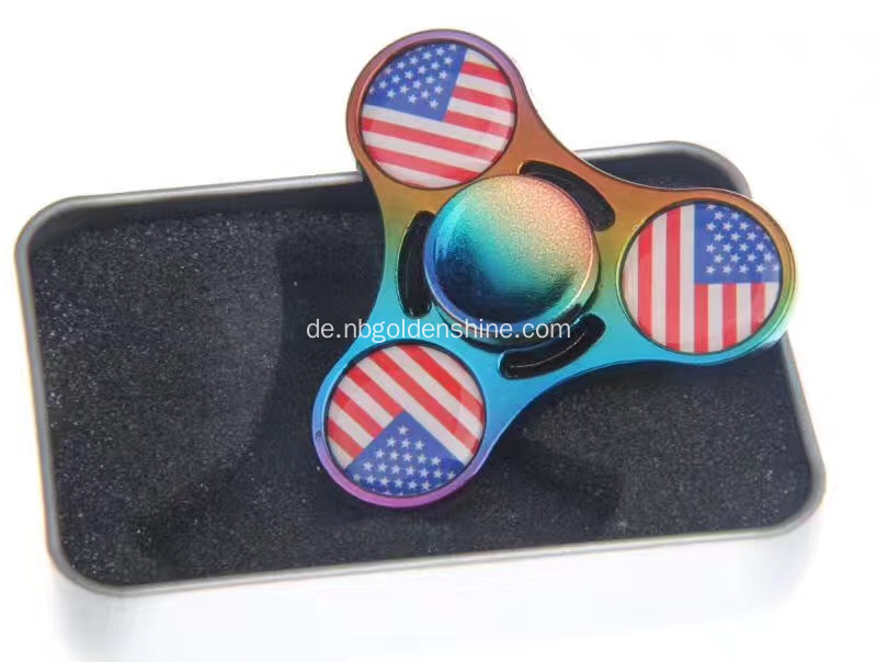 Disney Metal Fidget Hand Spinner