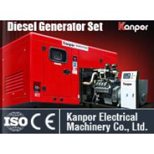 100kVA Generador with Best Price Powerd by Volvo Diesel Generator
