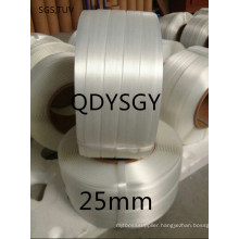Polyester Composite Strap / Cord Strap / PP Packing Strap with 25mm