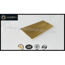 Алюминиевое соединение Glt160 Trim Gold Shiny в Индию