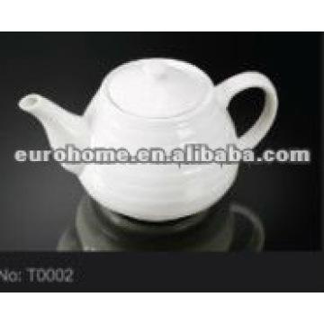 Tetera de cerámica para la casa de té T0002