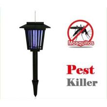 Luz de jardín solar asesina mosquito asesino