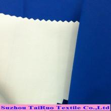 Tela 100% revestida leitosa de Taslon do poliéster para o vestuário