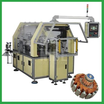 Automatic Rotor armature winder machine