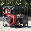 BISON China Taizhou 2 Zoll Hochdruck-Zentrifugalkolbenpumpe, Honda Diesel Wasserpumpe