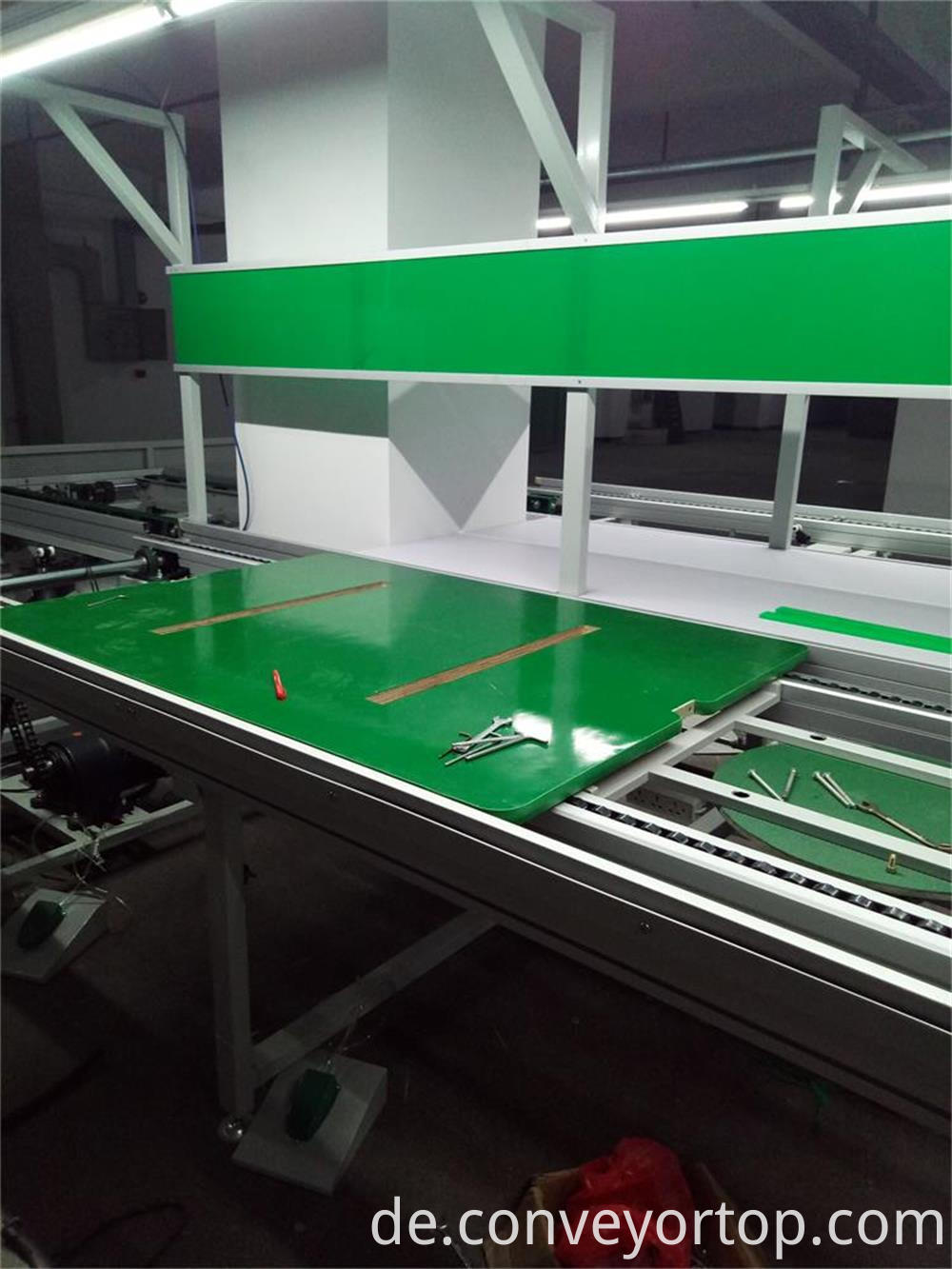 Speed Chain Transport Conveyor