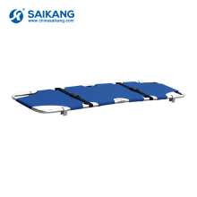 SKB1A08 Portable Hospital Fold Military Emergency Stretcher