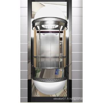 Ascenseur Fjzy Sightseeing avec ascenseur de bonne qualité Observation