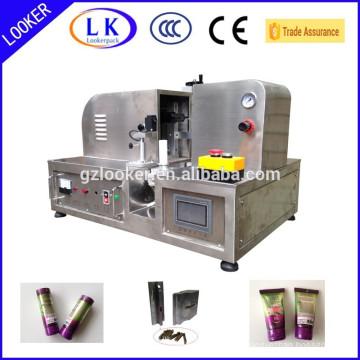 Plastic soft tube ultrasonic welding machine