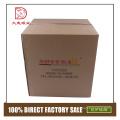 Fabrik direktes quadratisches kundenspezifisches Druckpapiergewelltkastenschablonen