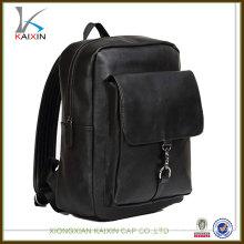 Nouveau 100% réel véritable sac en cuir véritable sac à bandoulière sac à dos pour hommes