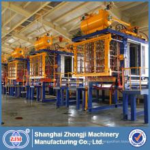 EPS-Blockformmaschine, expandierbare Polystyrol-Maschine