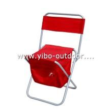 cadeira de pesca com saco térmico