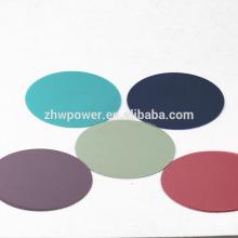 9um, 3um, film de polissage fibre optique 1um, film de polissage à fibre optique, film de polissage optique à fibres différentes avec différentes couleurs