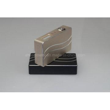 Fabricante de cigarrillo caliente CNC aluminio E-Cigarette parte