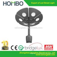 Lampe de jardin à lampadaire de tournesol lampe de jardin extérieure
