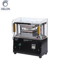 Semi-auto pouch forming machine for battery aluminum-laminated film pouch former - GN-S100F