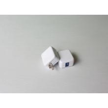 MINI 1Port USB CHARGER (FOLDING) para móviles, US EUR AU UK TW JP option