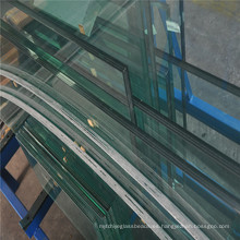 Vidrio laminado templado en propiedades inmobiliarias del fabricante de cristal